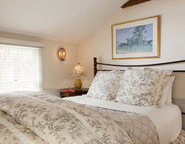 Furnace Brook Winery Suite 10 at Garden Gables Inn in Lenox, MA
