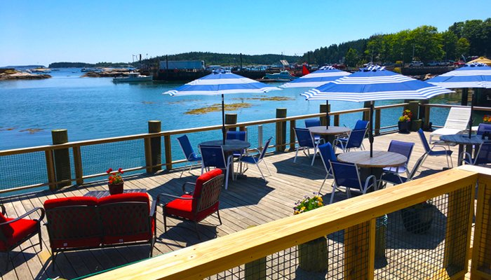Inn on the Harbor in Stonington Maine