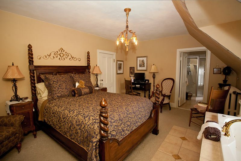Delete Westphal Mansion Inn Bed & Breakfast in Harford WI