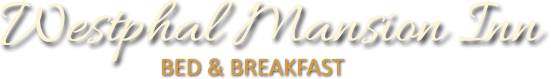 Westphal Mansion Inn logo