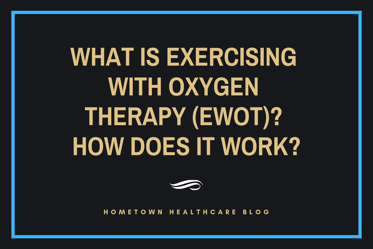What is Exercising With Oxygen Therapy (EWOT)? How does it work?