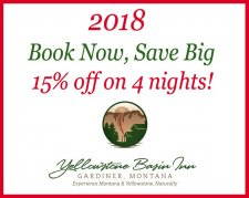 Save 15% on 4 nights or more in 2018