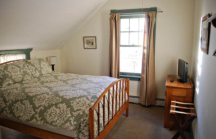 Guest Room at Wilmington Inn in VT