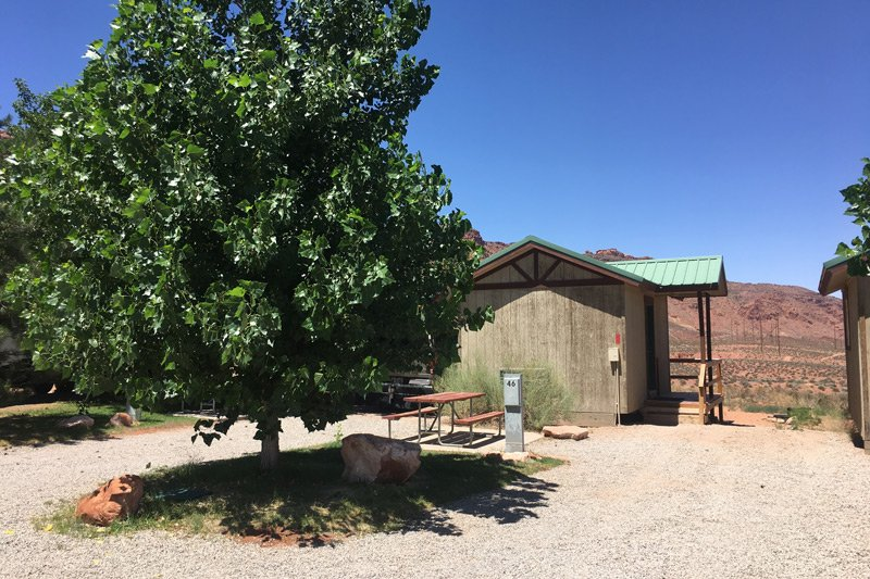 Moab Rim Campark Camping Cabins