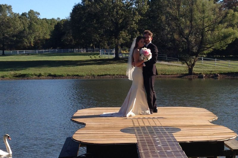Weddings at Swan Song Inn