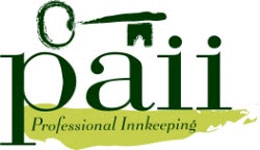 We are members of the professional innkeeping