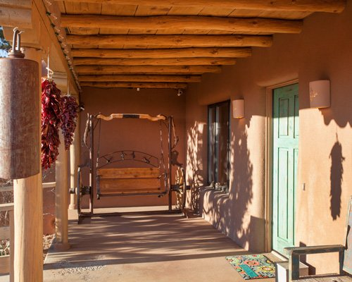 Bobcat Inn in Santa Fe New Mexico