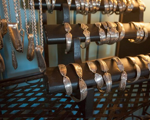 Gift Shop at Bobcat Inn in Santa Fe, New Mexico