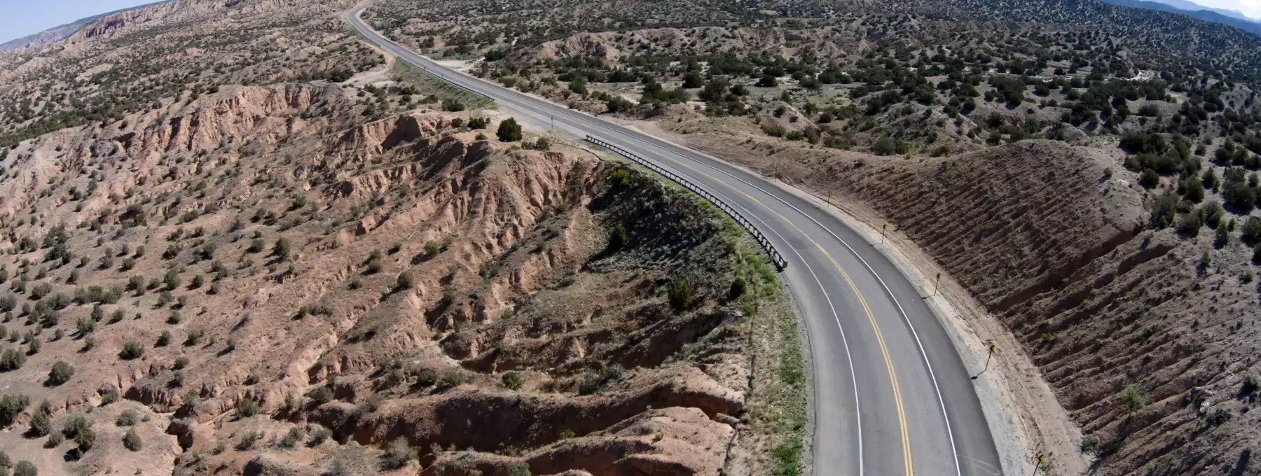 The High Road to Taos Scenic Byway