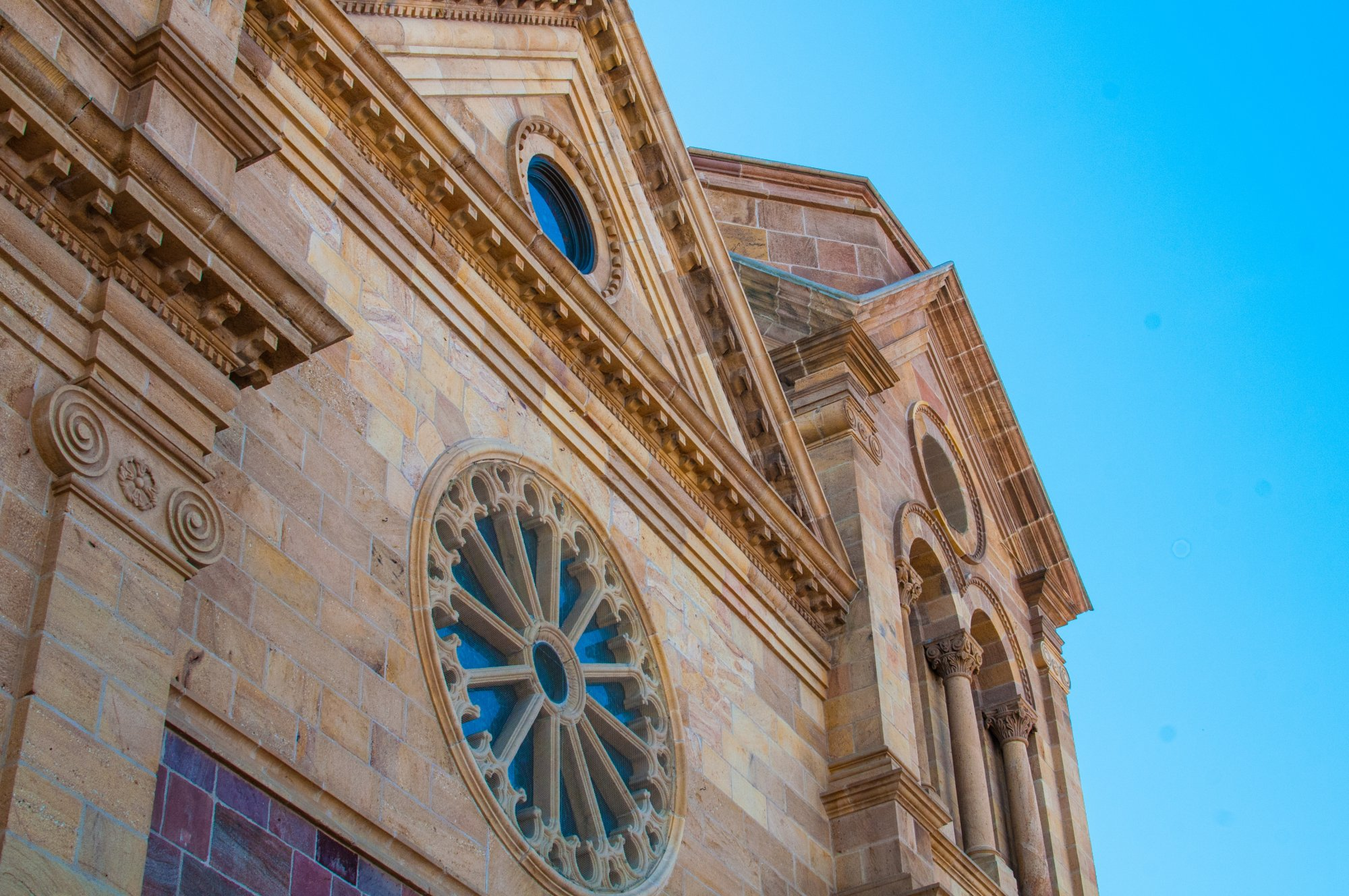 Cathedral Basilica of St. Francis of Assisi, Santa Fe, United States