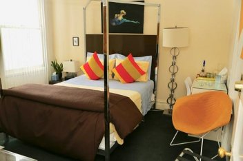 Guest Room at Inn at Castro in San Francisco