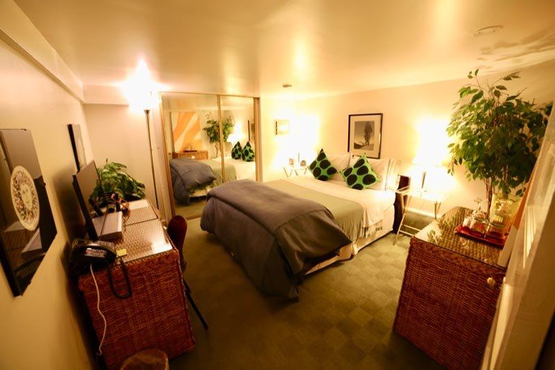 Hideaway Room at Inn at Castro in San Francisco, CA