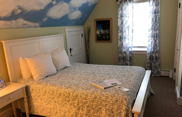 Room at Main House in Clay Corner Inn in Blacksburg, VA