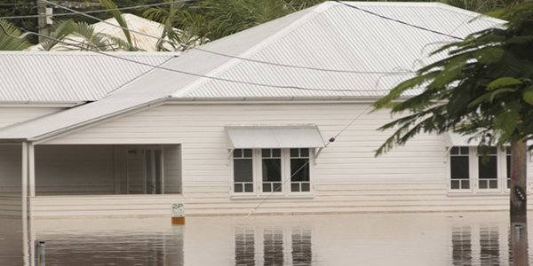 Floods happen everywhere so make sure you are properly insured against floods.