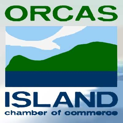 Enjoy Orcas Island Washington - Orca Island Chamber of Commerce Logo