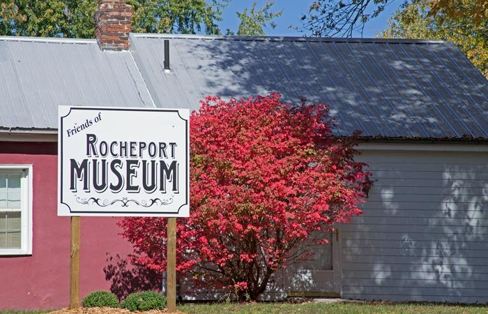 Rocheport Museum Area Attractions near Yates House Bed and Breakfast