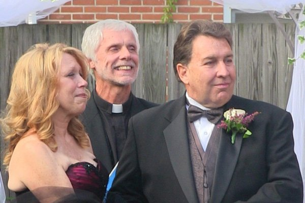 Another photo of Emig Mansion Innkeepers at their wedding