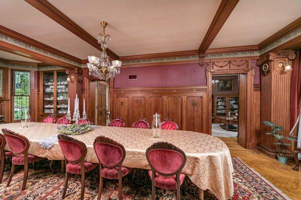 Emig Mansion Breakfast