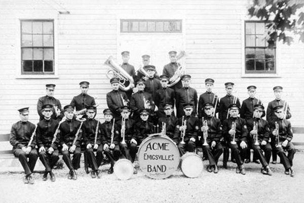 Emig Mansion History