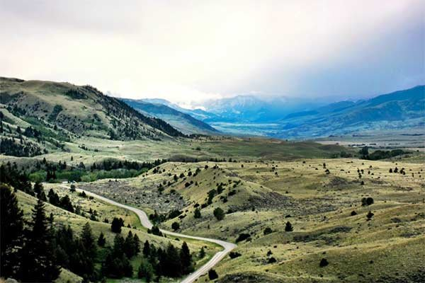 Scenic Drives near Park Hotel Yellowstone in Gardiner, MT
