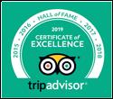2014-2018 Certificate of Exelence