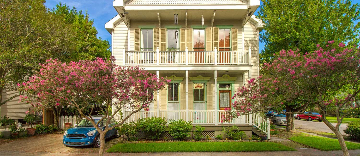 Chimes Bed and Breakfast in New Orleans, Louisiana