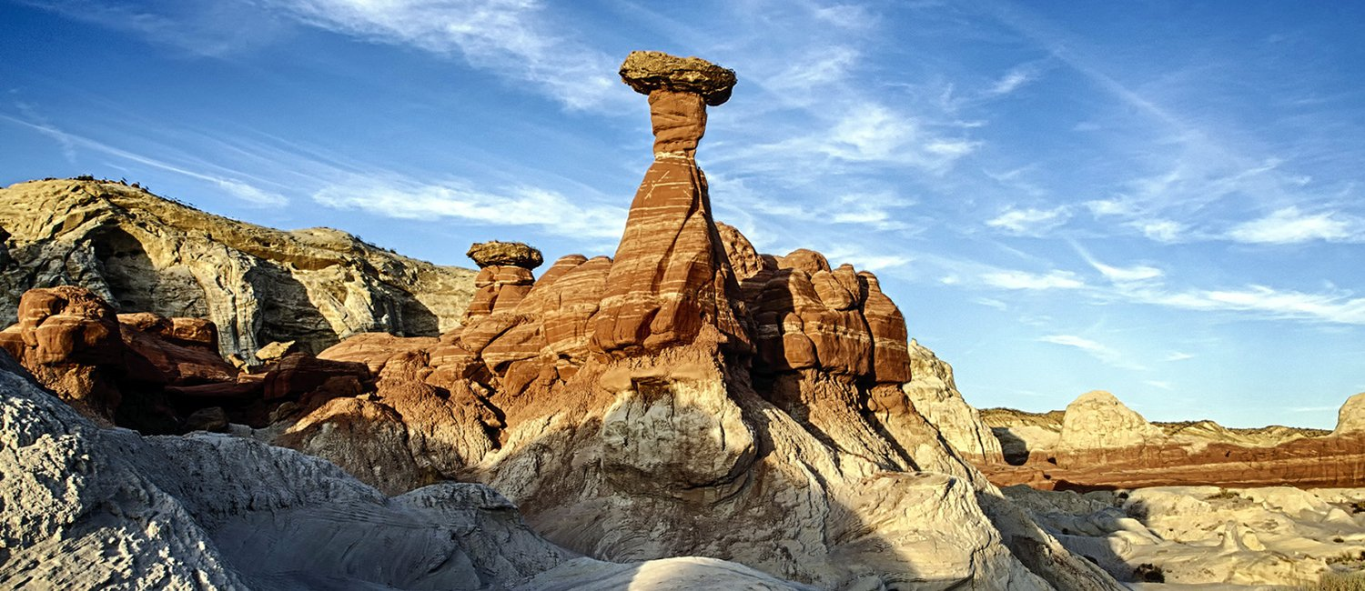 Paria Rimrocks Toadstool Hoodoo