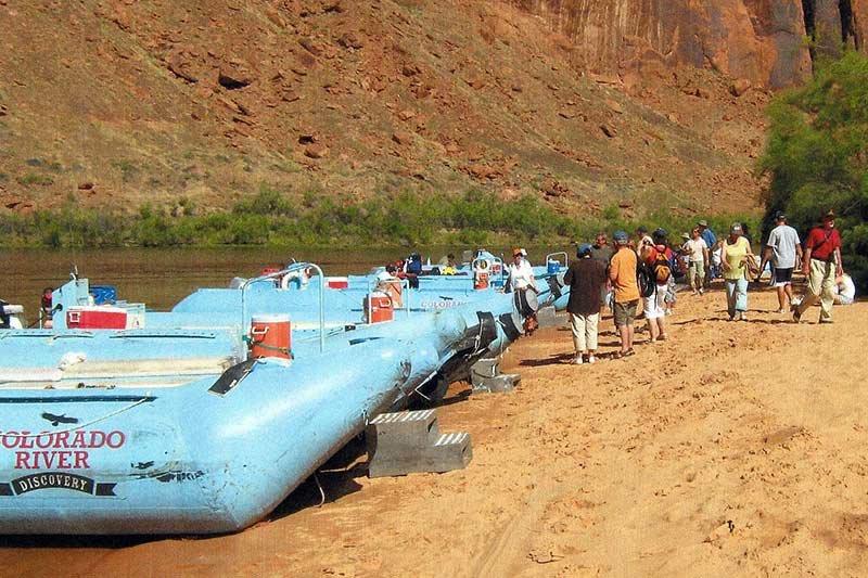 Colorado River Discovery >> Glen Canyon Rafting Trips Dreamkatchers Lake Powell B B