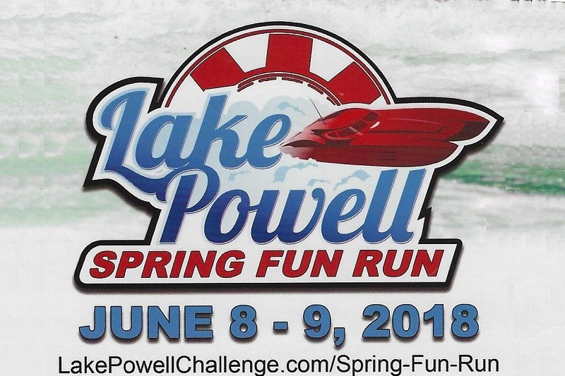 Lake Powell Spring Fun Run