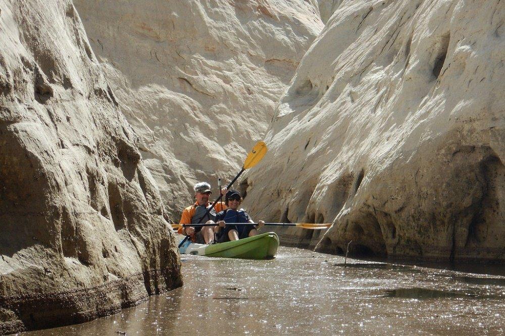 Kayak Rentals Wahweap Marina Lake Powell