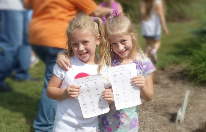 Two girl Students at Christian Academy of the Cumberlands in Crossville, Tennessee