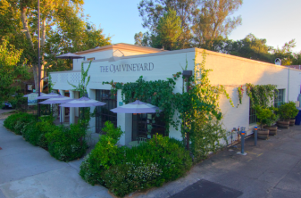 The Ojai Vineyard building
