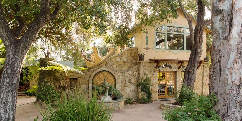 Ojai Valley Inn Ca: The Emerald Iguana Inn: Boutique Hotel In Ojai, California