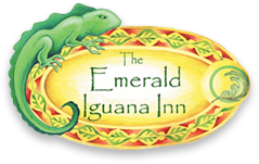 The Emerald Iguana Inn