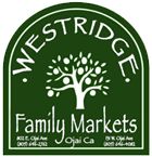 Westridge Family Markets Logo