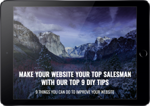 9 Tips to improve your website