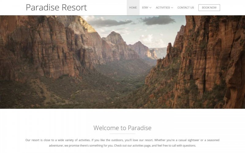 The Paradise Design