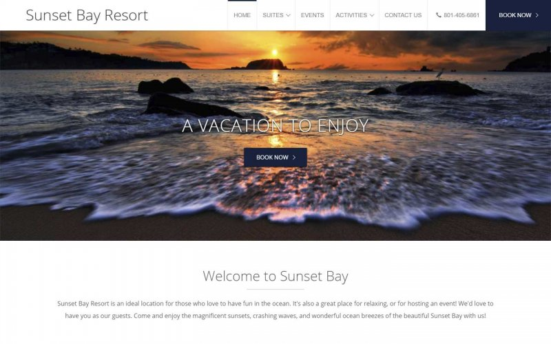 The Sunset Bay Design