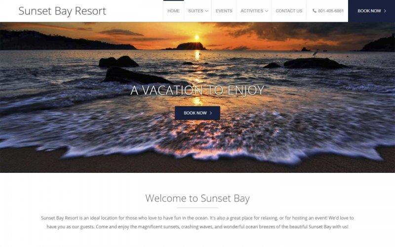 The Sunset Bay Design