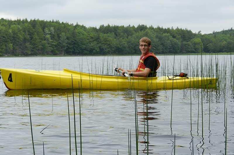 kayaking near Harbourview Inn in Smith's Cove