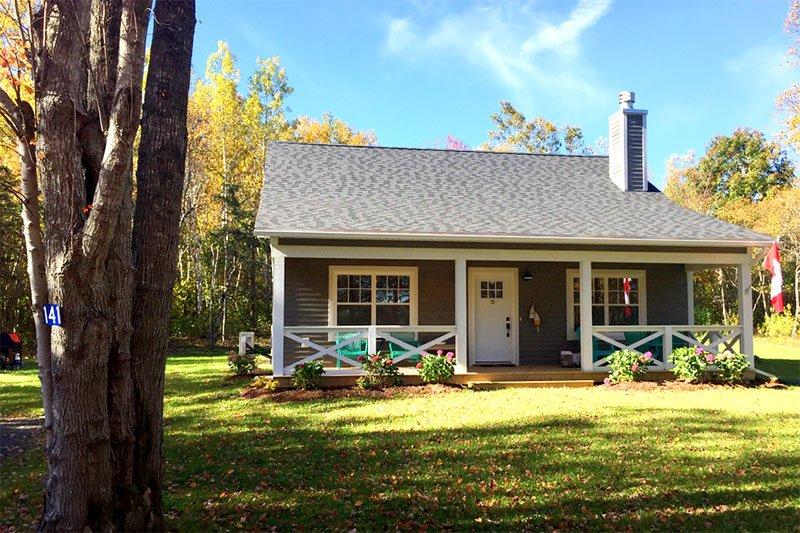 Sheridian Summer Home cottage