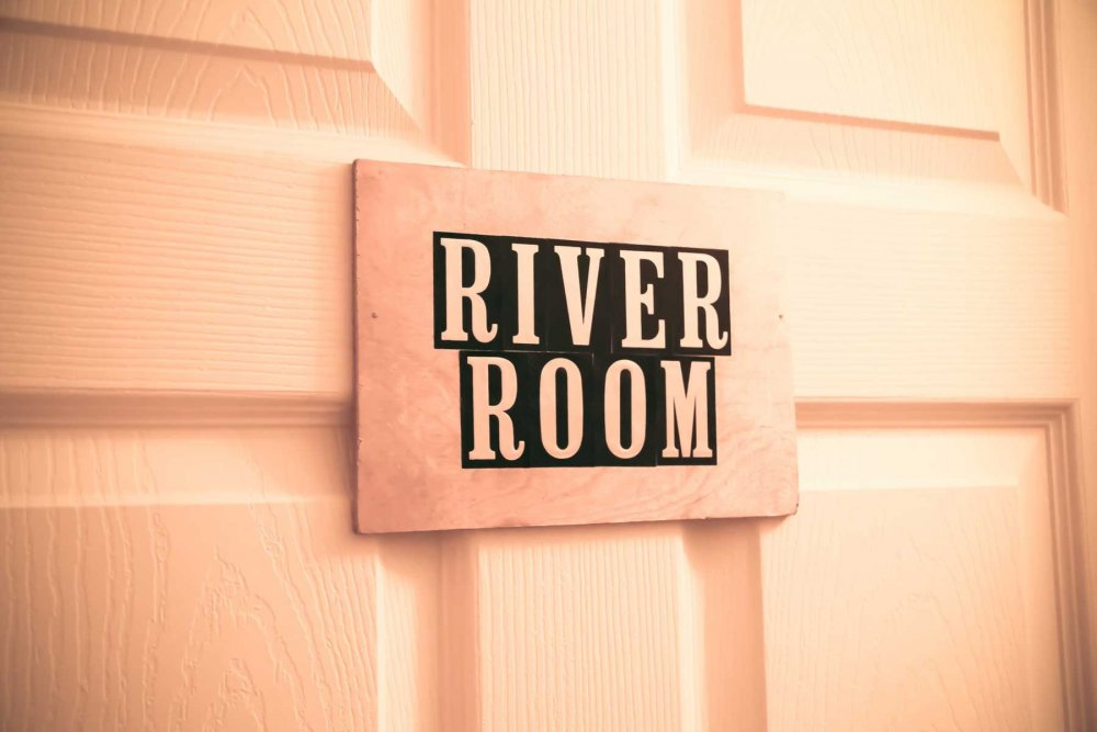 The River Room at River Gardens Bed and Breakfast