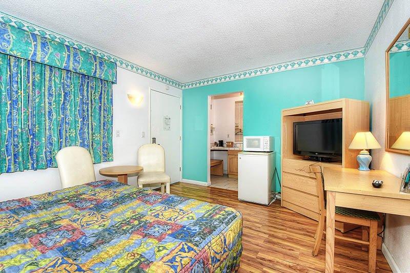 Guest Bedroom at Sandpiper Inn