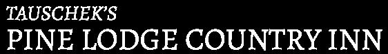 Pine Lodge Country Inn Logo