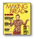 making bread magazine