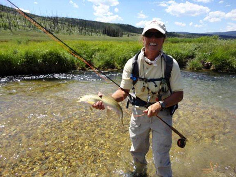 Fly Fishing and Canoeing in Alpine, AZ   Arizona White