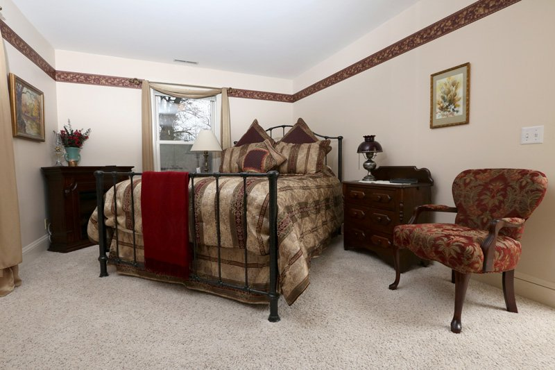 Country Comfort Bed and Breakfast Harmony Room Bed