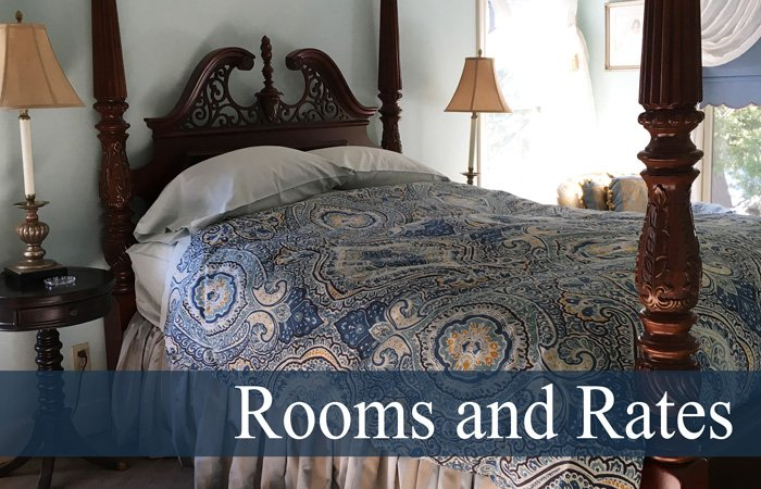 Rooms and Rates Victorian Room Bed Madison House bed and breakfast