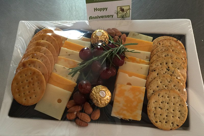 Savory Cheese Platter