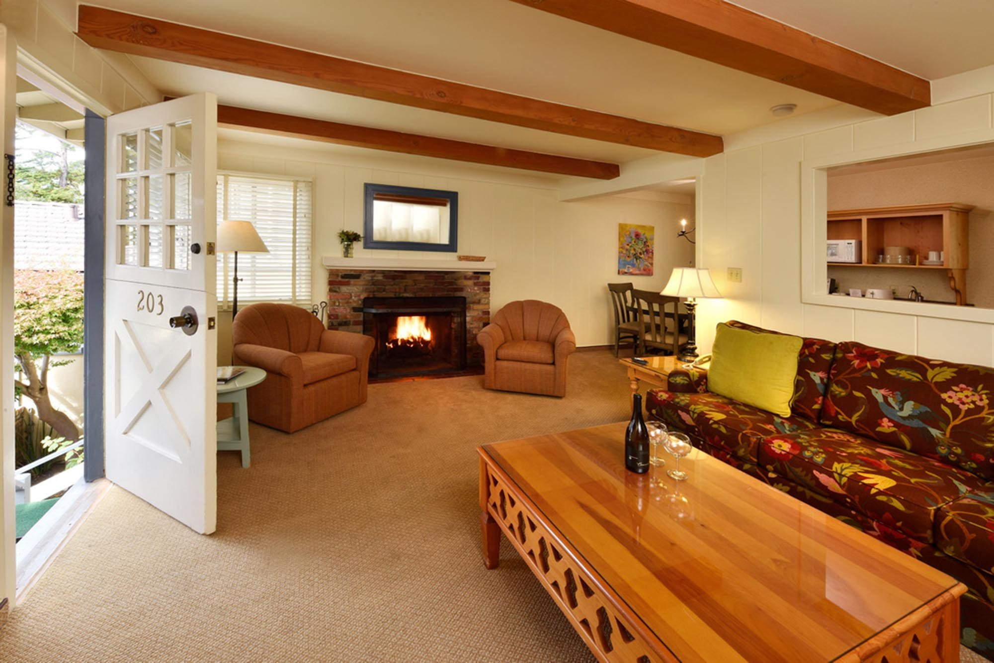Horizon Inn Ocean View Lodge Affordable Luxury in Carmel By The Sea